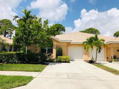 Delray Beach Single Family Home For Sale: 344 Coral Trace Circle W