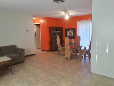 Jupiter Single Family Home For Sale: 17368 Washington Way