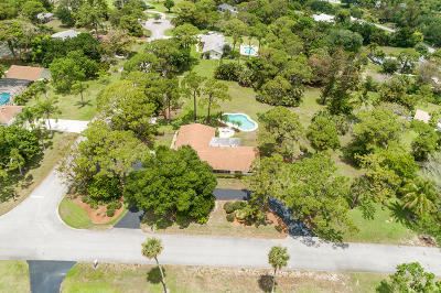 Palm Beach Gardens Single Family Home For Sale: 8087 Nashua Drive