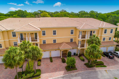 Hobe Sound Townhouse For Sale: 12591 SE Old Cypress Drive #3-906