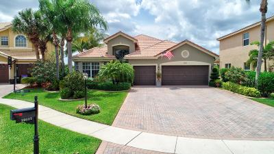 Boca Raton Single Family Home For Sale: 19117 Streamside Court
