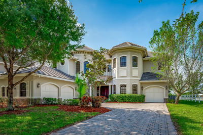 Boynton Beach Single Family Home For Sale: 9252 Equus Circle