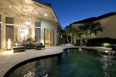 Eagles Landing Of P B Polo And Country Club Single Family Home For Sale: 2522 Players Court