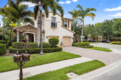 Palm Beach Gardens Single Family Home For Sale: 849 Madison Court