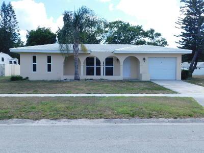 Port Saint Lucie Single Family Home For Sale: 312 NE Ardsley Drive