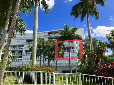 Palm Beach Condo For Sale: 2505 S Ocean Boulevard #417