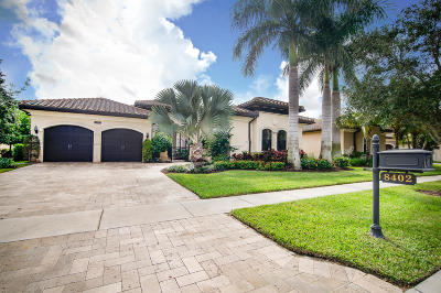 Delray Beach Single Family Home For Sale: 8402 Eagleville Avenue