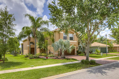 Royal Palm Beach Single Family Home Contingent: 11422 Sage Meadow Terrace