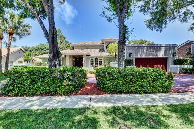 Boca Raton Single Family Home For Sale: 1220 SW 20th Avenue