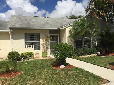 Single Family Home Pending: 236 Palmetto Court