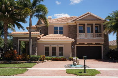 Royal Palm Beach Single Family Home Contingent: 8550 Butler Greenwood Drive