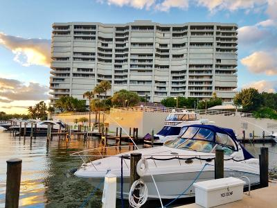 Boca Raton Condo Contingent: 4201 Ocean Boulevard #202