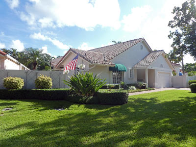 Delray Beach Single Family Home For Sale: 317 Pelican Way