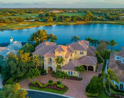 Palm Beach Gardens FL Single Family Home Contingent: $4,750,000