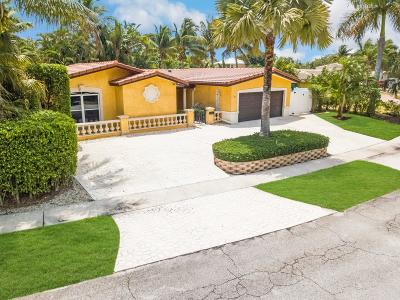 Boca Raton Single Family Home For Sale: 730 SW 2nd Street
