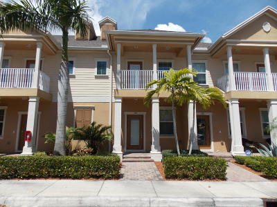 Jupiter Townhouse Contingent: 118 Black Ironwood Road #107
