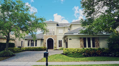 Boynton Beach Single Family Home For Sale: 8941 Equus Circle