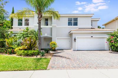 Palm Beach Gardens Single Family Home For Sale: 227 Sedona Way
