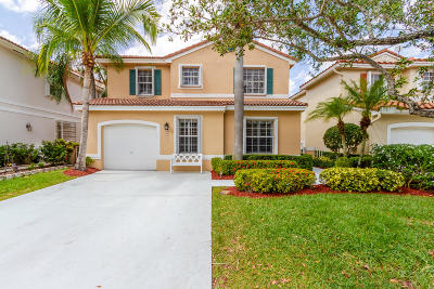 Coral Springs Single Family Home Contingent: 10893 NW 46th Drive
