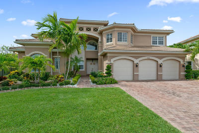Boynton Beach Single Family Home For Sale: 8685 Daystar Ridge Point