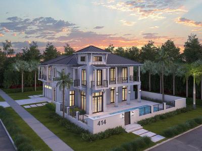 Delray Beach Single Family Home For Sale: 414 SE 4th Avenue