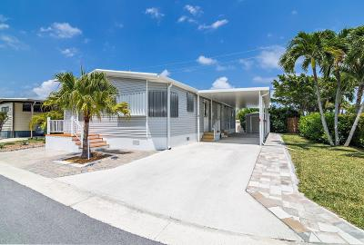 Mobile Home For Sale: 400 A1a, #88