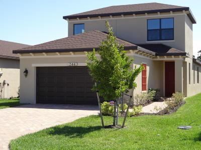 Single Family Home For Sale: 244 SE Via Visconti
