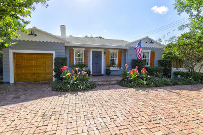 Delray Beach Single Family Home For Sale: 801 Swinton Avenue