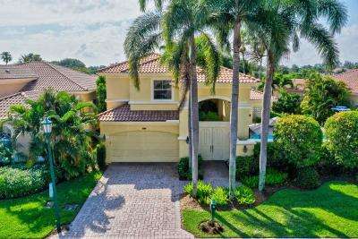 Palm Beach Gardens FL Single Family Home For Sale: $899,000