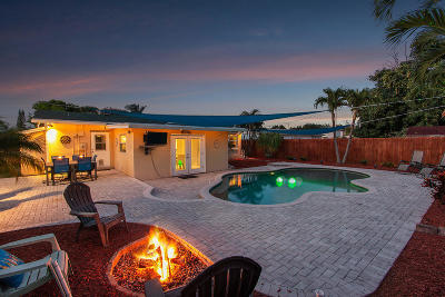 Palm Springs Single Family Home Contingent