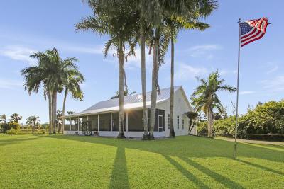 Jupiter Single Family Home For Sale: 15162 91st Terrace