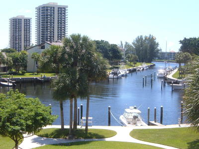 North Palm Beach Condo For Sale: 1132 Marine Way W #E2r