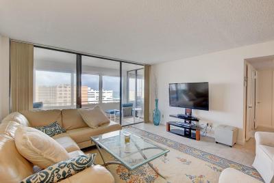 Palm Beach Condo For Sale: 3589 S Ocean Boulevard #804