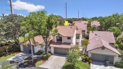 Boca Raton Single Family Home For Sale: 5524 Eton Court