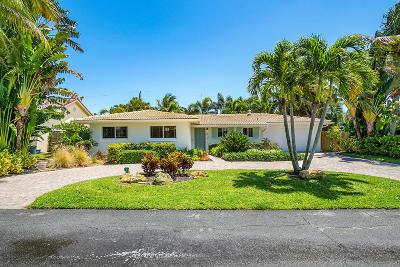 Delray Beach Single Family Home For Sale: 8 NE 17th Street
