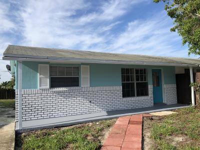 Jensen Beach Townhouse For Sale: 2190 NE Rustic Way