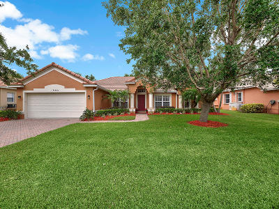 Stuart Single Family Home For Sale: 1999 SW Panther Trace