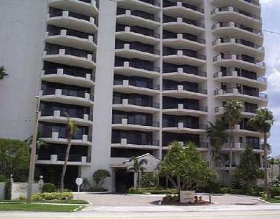 Juno Beach Rental For Rent: 800 Ocean Drive #302