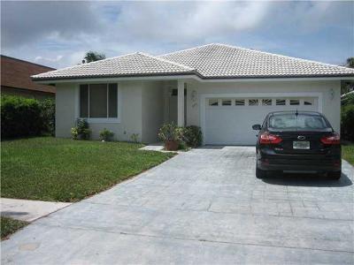 Coral Springs, Parkland, Coconut Creek, Deerfield Beach,  Boca Raton , Margate, Tamarac, Pompano Beach Rental For Rent: 689 Hastings Street
