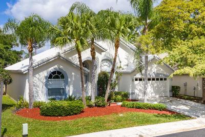 Jupiter Single Family Home For Sale: 108 Stonebriar Boulevard