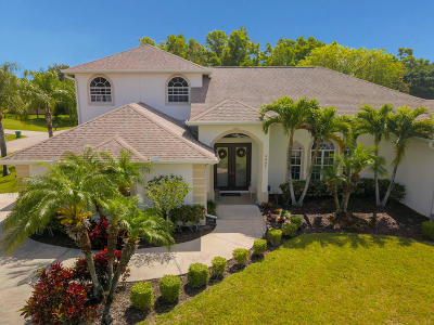 Port Saint Lucie Single Family Home For Sale: 3447 SW Catskill Drive