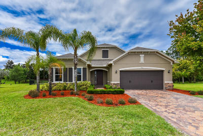 Palm City Single Family Home For Sale: 714 SW Goldshine Court
