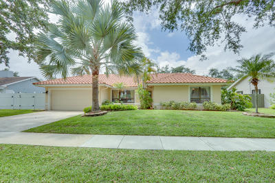 Boca Raton Single Family Home For Sale: 2742 NW 30th Street