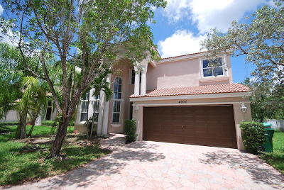 Miramar Single Family Home For Sale: 4906 SW 159th Avenue