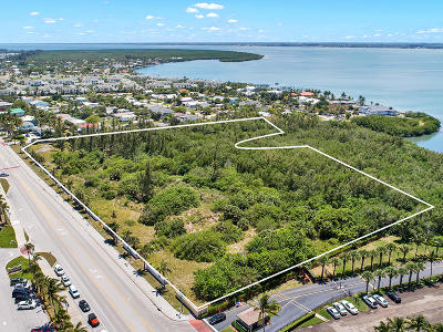 Fort Pierce Residential Lots & Land For Sale: 901 S Ocean S Drive