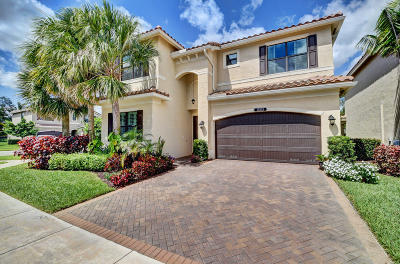 Delray Beach Single Family Home For Sale: 13833 Imperial Topaz Trail