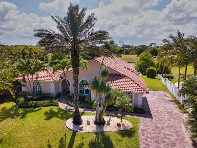 Boynton Beach Single Family Home For Sale: 12937 Cocoa Pine Drive