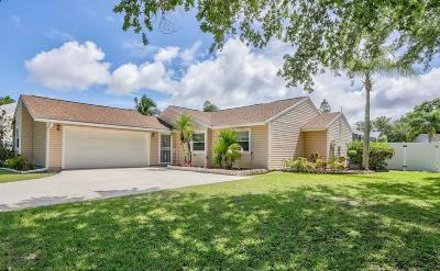 Jupiter Single Family Home For Sale: 18293 Jupiter Landings Drive