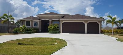 Port Saint Lucie Single Family Home For Sale: 5360 NW Arrowhead Terrace