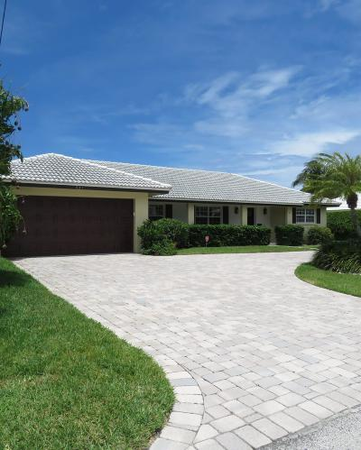 Delray Beach Single Family Home For Sale: 931 Eve Street